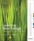 Learning Web Design 4th Edition