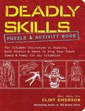 Deadly Skills Puzzle and Activity Book