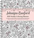 Johanna Basford 2020 Weekly Colouring Di