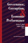 Governance, Corruption, and Economic Performance
