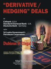 'Derivatives/Hedging' Deals