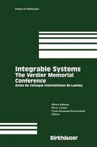 Integrable Systems