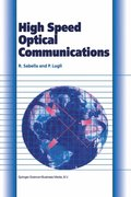 High Speed Optical Communications