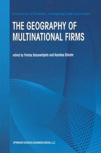 Geography of Multinational Firms