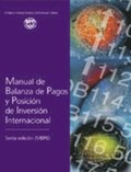 Manual de Balanza de Pagos y Posicion de Inversion Internacional