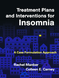 Treatment Plans and Interventions for Insomnia