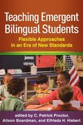 Teaching Emergent Bilingual Students
