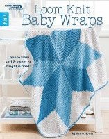 Loom Knit Baby Wraps