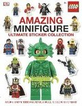 Amazing Lego(r) Minifigure: More Than 1,000 Reusable Full-Color Stickers