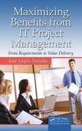 Maximizing Benefits from IT Project Management