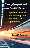 Risk Assessment and Security for Pipelines, Tunnels, and Underground Rail and Transit Operations