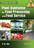 Plant Sanitation for Food Processing and Food Service