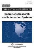 International Journal of Operations Research and Information Systems, Vol 3 ISS 3