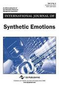 International Journal of Synthetic Emotions, Vol 3 ISS 1