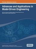 Advances and Applications in Model-Driven Engineering