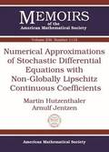 Numerical Approximations of Stochastic Differential Equations with Non-Globally Lipschitz Continuous Coefficients