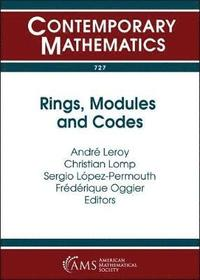 Rings, Modules and Codes