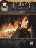 The Hobbit -- The Motion Picture Trilogy Instrumental Solos for Strings: Violin, Book & CD
