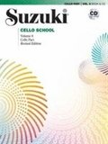 Suzuki Cello School Volume 8 Book & Cd