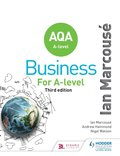 AQA Business for A Level (Marcous )