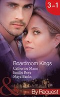 Boardroom Kings: Bossman's Baby Scandal (Kings of the Boardroom, Book 1) / Executive's Pregnancy Ultimatum (Kings of the Boardroom, Book 2) / Billionaire's Contract Engagement (Kings of the Boardroo