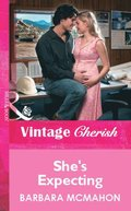She's Expecting (Mills & Boon Vintage Cherish)