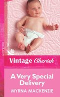 Very Special Delivery (Mills & Boon Vintage Cherish)