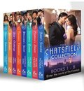 Chatsfield Collection Books 1-8: Sheikh's Scandal / Playboy's Lesson / Socialite's Gamble / Billionaire's Secret / Tycoon's Temptation / Rival's Challenge / Rebel's Bargain / Heiress's Defiance (Mil