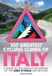 'The latest book from the inestimable and seemingly irrepressible Simon Warren.' thewashingmachinepost  From the Gavia Pass to Mount Etna, from The Stelvio to The Zoncalan, these climbs are legends in Italy and the building blocks of the Giro d'Italia. Technology may advance, training and diet may evolve, but these world-famous mountains are a constant. They have witnessed triumph and despair, courage and heartache, they are where champions are made and where dreams are shattered. And yes, the g