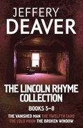 Lincoln Rhyme Collection 5-8
