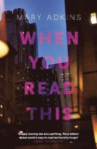 When You Read This