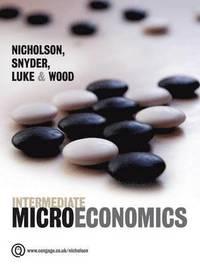 Intermediate Microeconomics B&