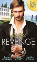 At His Revenge: Sold to the Enemy / Bartering Her Innocence / Innocent of His Claim (Mills & Boon M&B)