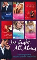 Mr Right All Along: The Secret That Shocked De Santis / Breaking All Their Rules / Crown Prince's Chosen Bride / 'I Do'...Take Two! / The SEAL's Secret Heirs / His Secretary's Surprise Fiance