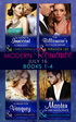 Modern Romance July 2016 Books 1-4: Di Sione's Innocent Conquest (The Billionaire's Legacy, Book 1) / A Virgin for Vasquez / The Billionaire's Ruthless Affair (Rich, Ruthless and Renowned, Book 2) /
