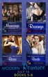 Modern Romance July 2016 Books 5-8: Moretti's Marriage Command / The Flaw in Raffaele's Revenge / Bought by Her Italian Boss / The Unwanted Conti Bride (Mills & Boon e-Book Collections)