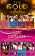 Gold Collection & The Sara Craven Summer Collection (Mills & Boon e-Book Collections)