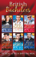 British Bachelors Collection (Mills & Boon e-Book Collections)