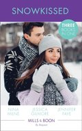 Snowkissed: Christmas Kisses with Her Boss / Proposal at the Winter Ball / The Prince's Christmas Vow (Mills & Boon By Request)