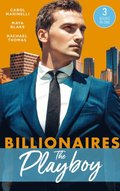 Billionaires: The Playboy: Di Sione's Innocent Conquest / The Di Sione Secret Baby / To Blackmail a Di Sione (Mills & Boon M&B)