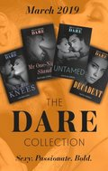 Dare Collection March 2019: Untamed (Hotel Temptation) / Mr One-Night Stand / On His Knees / Decadent