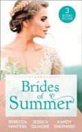 Brides Of Summer: The Billionaire Who Saw Her Beauty / Expecting the Earl's Baby / Conveniently Wed to the Greek (Mills & Boon M&B)