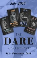 Dare Collection July 2019: Make Me Need / Between the Lines / His Innocent Seduction / One Wicked Week