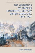 The Aesthetics of Space in Nineteenth Century British Literature, 1843-1907