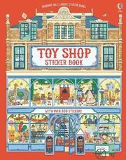 Doll's House Sticker Book Toyshop