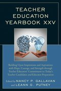 Teacher Education Yearbook XXV