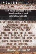 Port Hope Simpson Clues, Newfoundland and Labrador, Canada: Port Hope Simpson Mysteres