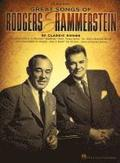 Great Songs Of Rodgers &; Hammerstein (Big-Note Piano)