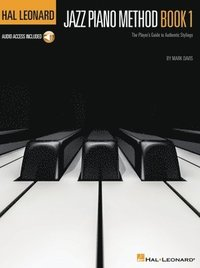 Hal Leonard Jazz Piano Method (Book/Online Audio)