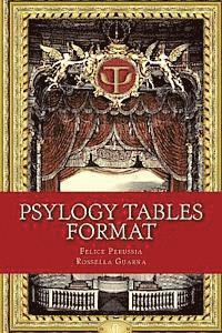 PsyLogy Tables: Introducing the official format